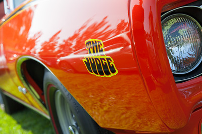 1969 Pontiac GTO - The Judge, owned by Donald Teixeita