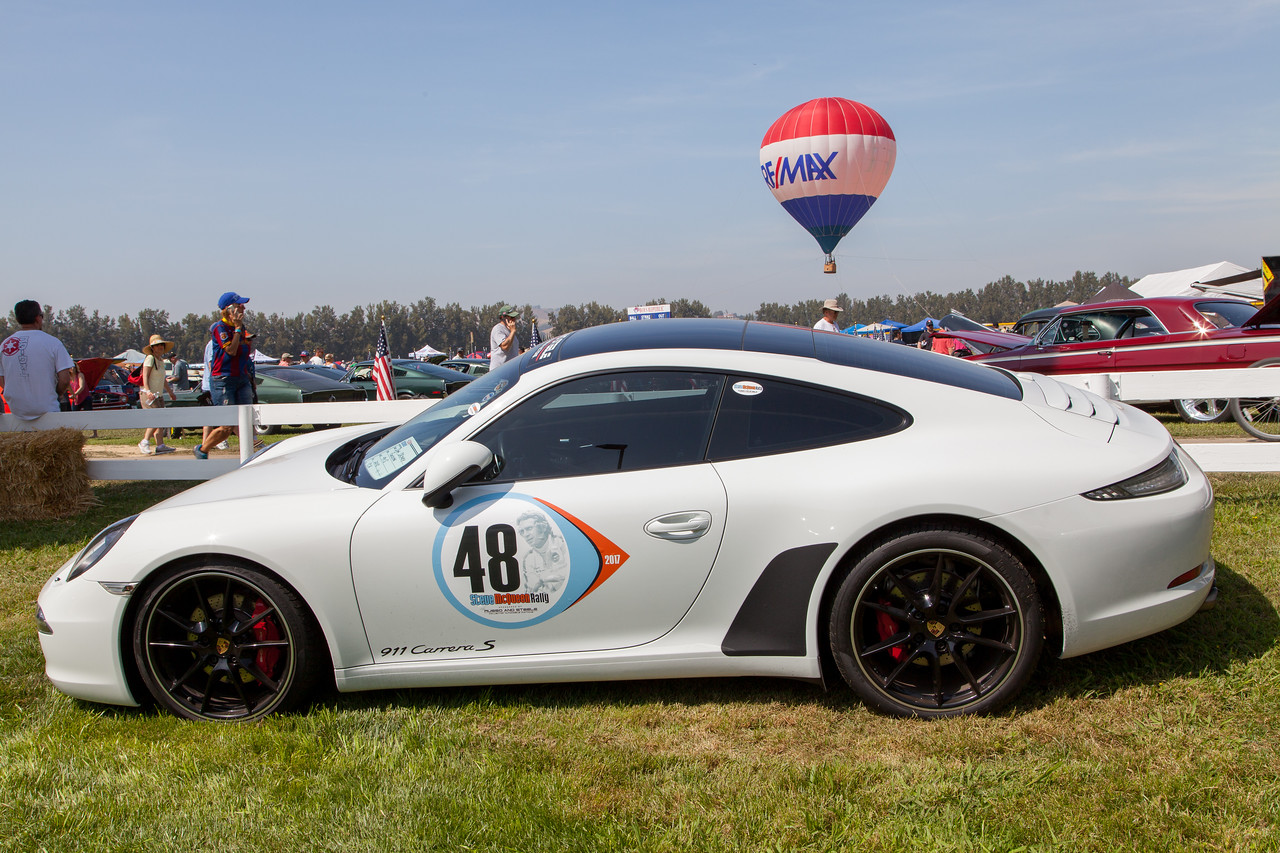 2013 Porsche 911S, owned by Don Dickey