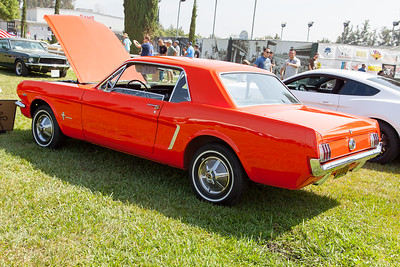 1965 Ford Mustang, owned by Kelly Garcia