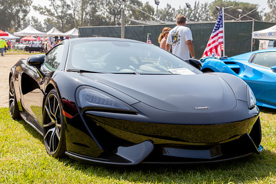 2017 McLaren 570 GT, owned by Eric Rodriguez