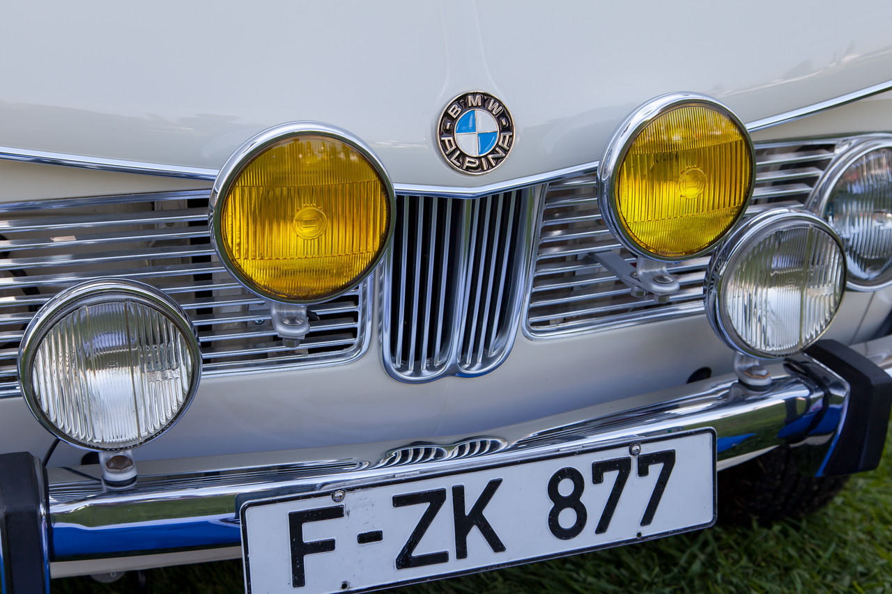 1971 BMW 2002 Alpina, owned by Eddie Padilla