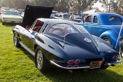 1963 Chevrolet Corvette, owned by Harry Rieger