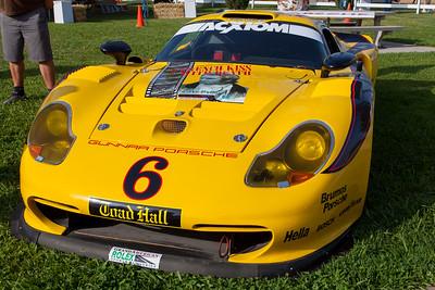 2003 #6 Porsche 911 GT1 Gunnar G99 Grand Am: Milt Minter, Chad McQueen, Gunnar Jeannette