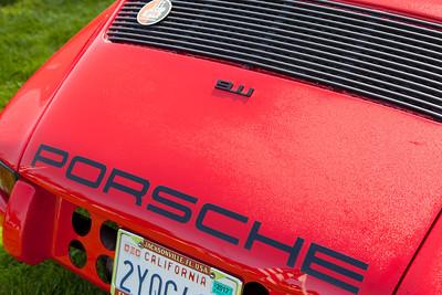 Outlaw Porsche 911