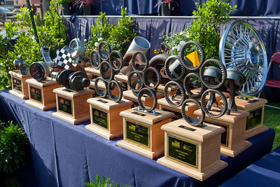 The 2017 Friends of Steve McQueen car & Motorcycle Show Awards