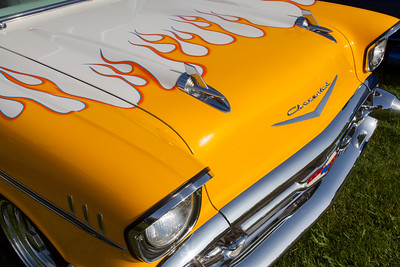 1957 Chevrolet Sedan Delivery, owned by Perry Culp
