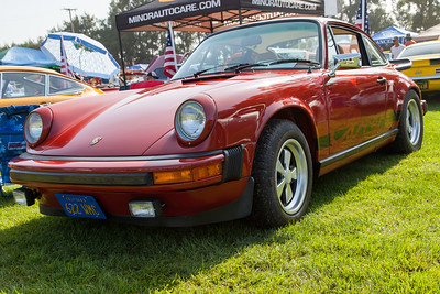 1975 Porsche 911 Carrera, owned by Brad Verhoeven