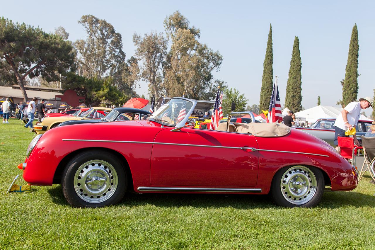 1959 Porsche Convertible D. owned by Dean Spooner