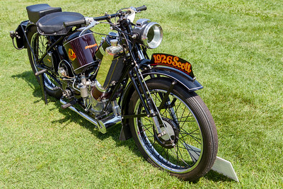 1926 Scott Squirrel, owned by Brad Boyle