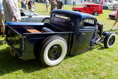 1935 Ford 50, owned by Stuart Roch