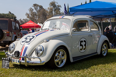 "1963 Volkswagen Herbie ""The Love Bug"""