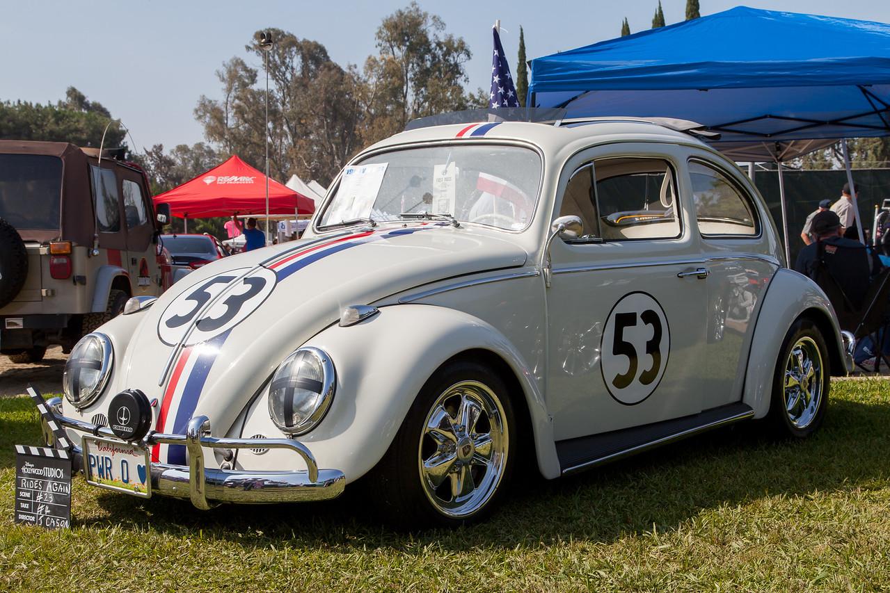 """1963 Volkswagen Herbie """"The Love Bug"""""""