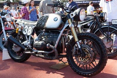 BMW Soul Motorcycle