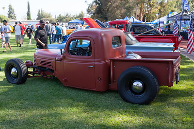 1940 Dodge WC Rat Rod