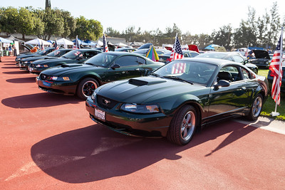 2001 4th generation Mustang Bullitts