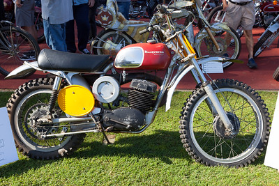 1970 Husqvarna 400 Cross previously owned by Steve McQueen