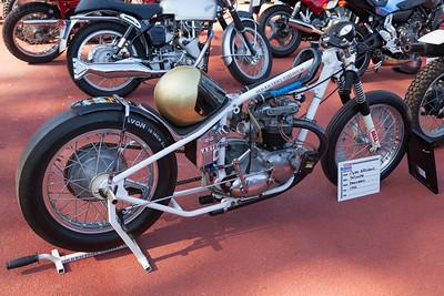 1966 Triumph Dragbike