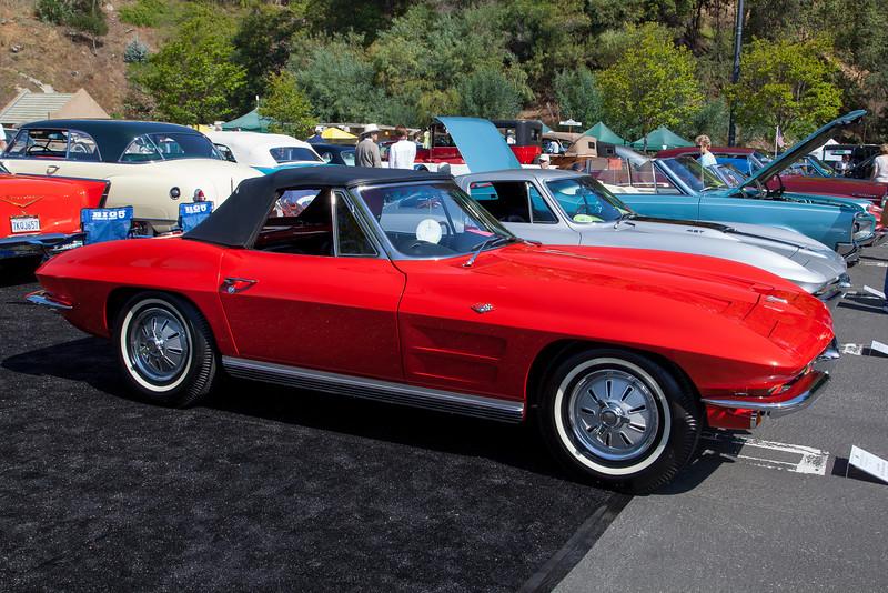 Jason Fisher's 1964 Chevrolet Corvette