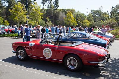 1965 Ferrari 275 GTS -owners Jim & Tonya Hull