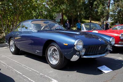 1963 Ferrari 250 Lusso - owner Tomy Drissi