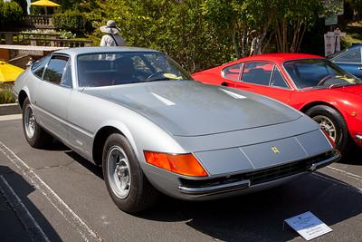 1972 Ferrari 365 GTB/4 Daytona - owner David Brynan
