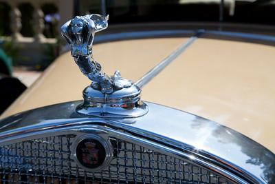 C. Joel Shapiro's 1931 Cadillac 355