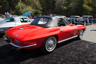 Jason Fisher's 1964 Chevrolet Corvette
