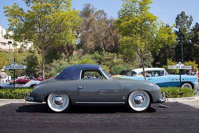 1955 Porsche Continental - Peterson Automotive Museum