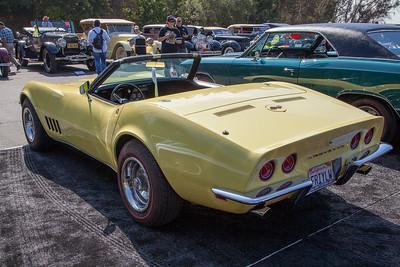 Paul Pollock's 1963 Chevrolet Corvette