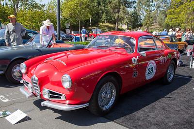 1956 Alfa Romeo 1900 SS2 Zagato - owned by Bruce Milner