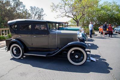 1932 Chevrolet Delux Roadster - owned by Joel Feldman