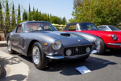 """""""Best In Show - Concours de Sport""""  1962 Ferrari 250 GT SWB"""