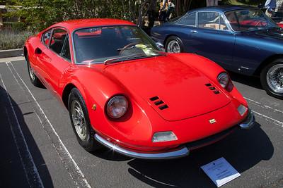 1969 Ferrari Dino - owner Tony Shooshani