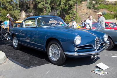 Shawn Williams' 1956 Alfa Romeo 1900 CSS