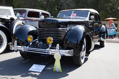 Dave & Elaine Darwin's 1937 Cord 812 S/C Phaeton