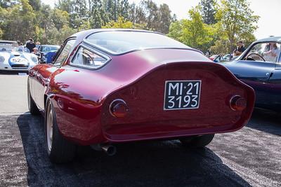 1965 Alfa Romeo TZ1 - owned by David Sydorick