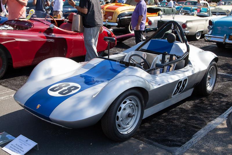 Pen Pendleton's 1962 Auto Union/Porsche Special Sports Racer
