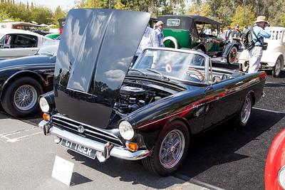1964 Sunbeam Tiger GT - Peter Devereaux