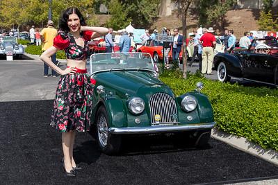 1955 Morgan 4 Passenger Drophead Coupe - Michael Hattem