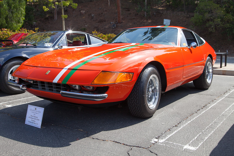 1973 Ferrari 365 GTB/4 Daytona - Bruce Sansone
