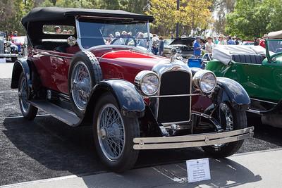 1923 Duesenberg Model A Touring - Gregory Vanley