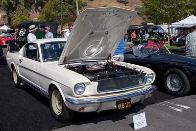 1965 Shelby GT350 - Ashley & Michael Mackel