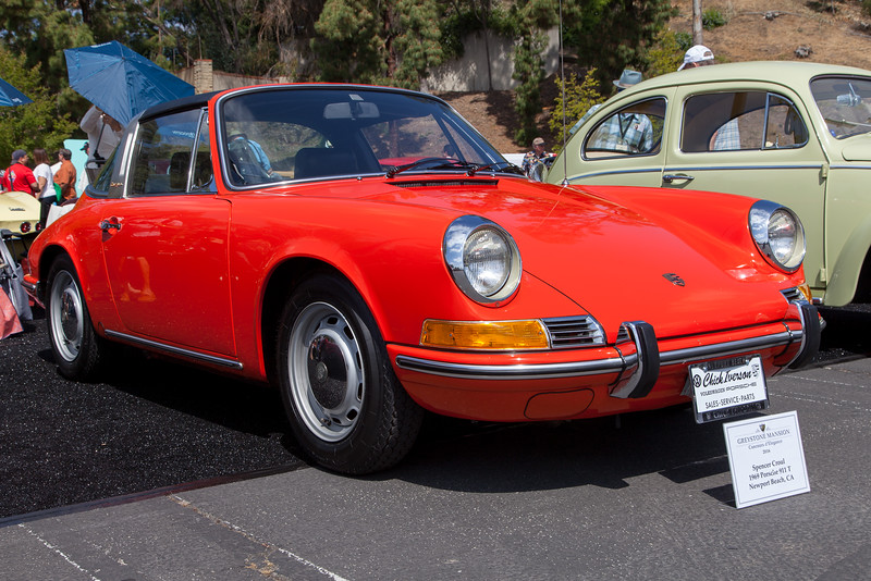1969 Porsche 911 T - Spencer Croul