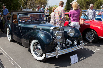 1947 Triumph 1800 - Tom Leonard