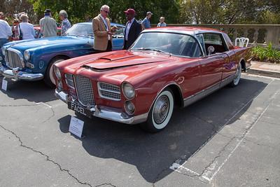 1960 Facel-Vega Excellence - Mark Morgan