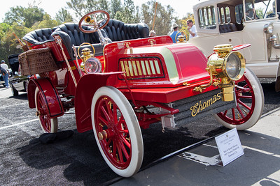 Best of Show Concours d'Elegance Winner - 1903 Thomas Model 18