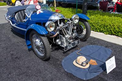 1935 Morgan Supersport - Edward Berghino