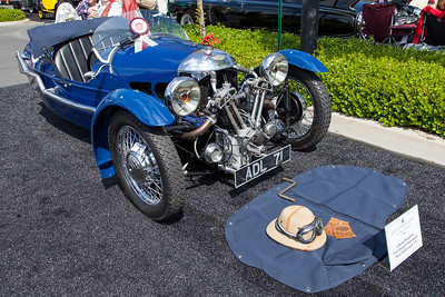 1935 Morgan Supersport - Edward Berghino