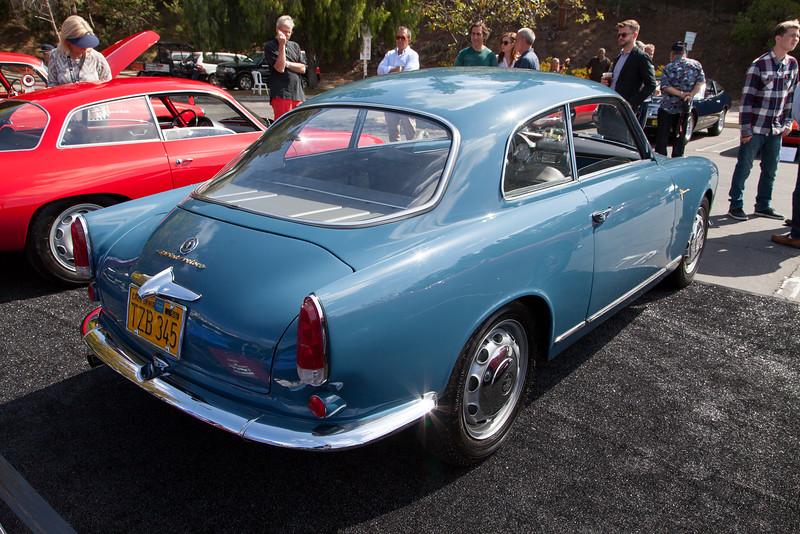 1960 Alfa Romeo Giulietta Sprint Veloce - Fred Stewart