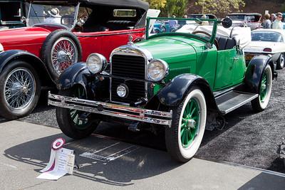 """1927 Essex Super Six """"Speedabout"""" - Jim & Tonya Hull"""